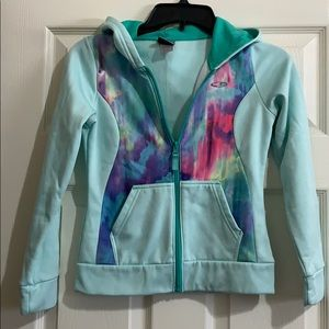 Champion Girls DUO DRY Jacket - M 7/8